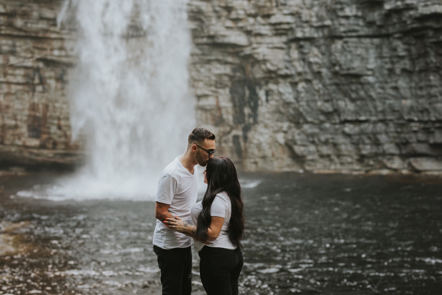 Hudson Valley Wedding Photographer, New York Wedding Photographer, Minnewaska State Park, Minnewaska Engagement Session, New Paltz Engagement Session
