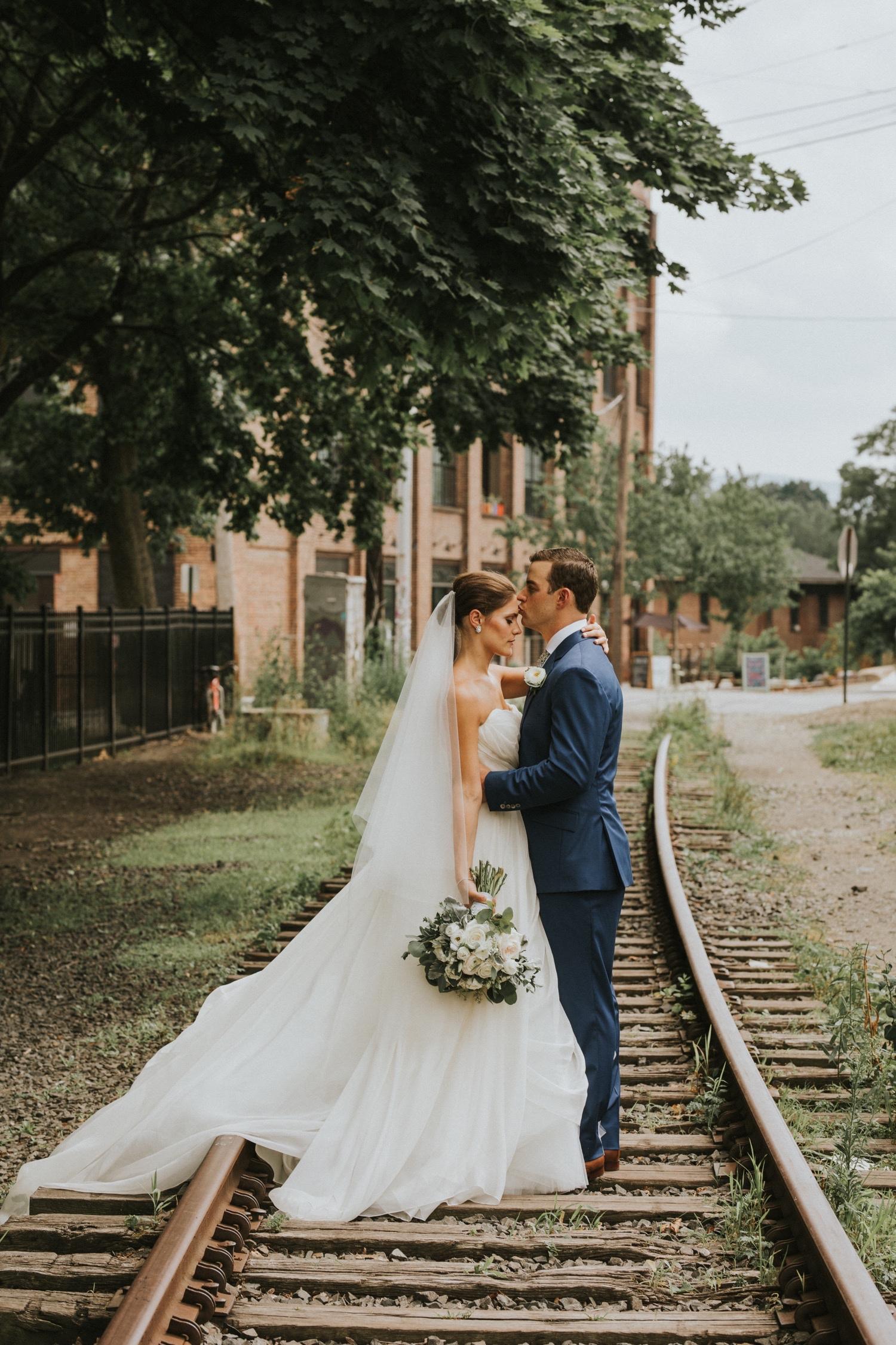 Hudson Valley Wedding Photographer, The Roundhouse Beacon, The Roundhouse Wedding, Wedding Details, Lazaro Bridal, Robert Bullock Bridal, New York Wedding, First Look