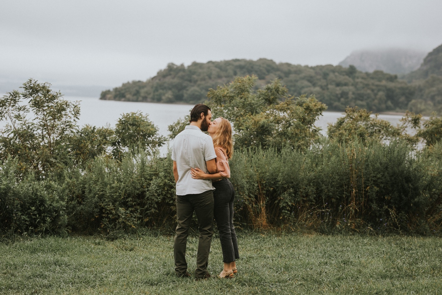 Hudson Valley Wedding Photographer, Cold Spring, Cold Spring Engagement Session, New York Engagement Session, Sunrise Engagement Session, Hudson River, Destination Wedding Photographer