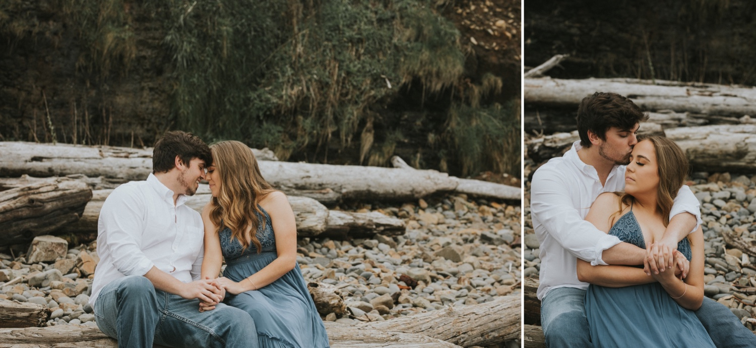 Ecola State Park, Oregon Engagement Session, Oregon Couples session, Oregon wedding photographer, ecola state park