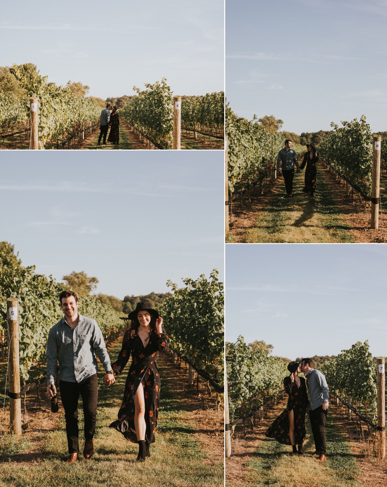 Hudson Valley Wedding Photographer, Soundview Greenport, Hamptons Engagement Session, Long Island Engagement Session, New York Engagement Session, Corey Creek Tap Room