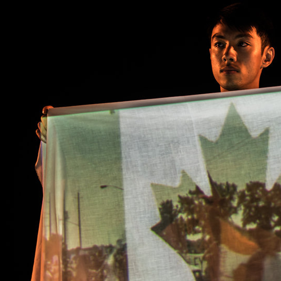 The Chemical Valley Project - A unique collaboration between Broadleaf Theatre artists Kevin Matthew Wong and Julia Howman, with Aamjiwnaang First Nation Water Protectors Vanessa Gray and Lindsay Beze Gray, The Chemical Valley Project blends multi-media storytelling and small scale spectacle to explore reconciliation and environmentalism in Canada.The Chemical Valley Project premiered at Theatre Passe Muraille in April 2019.