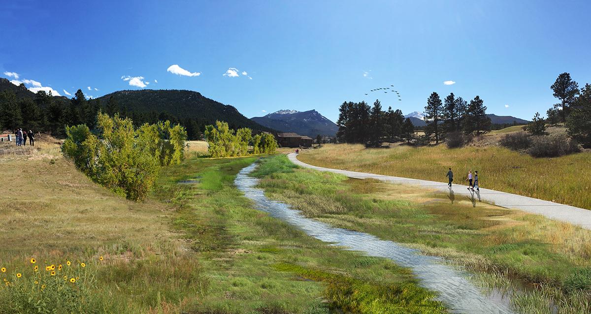 Fish Creek<br/>Public Infrastructure Improvements