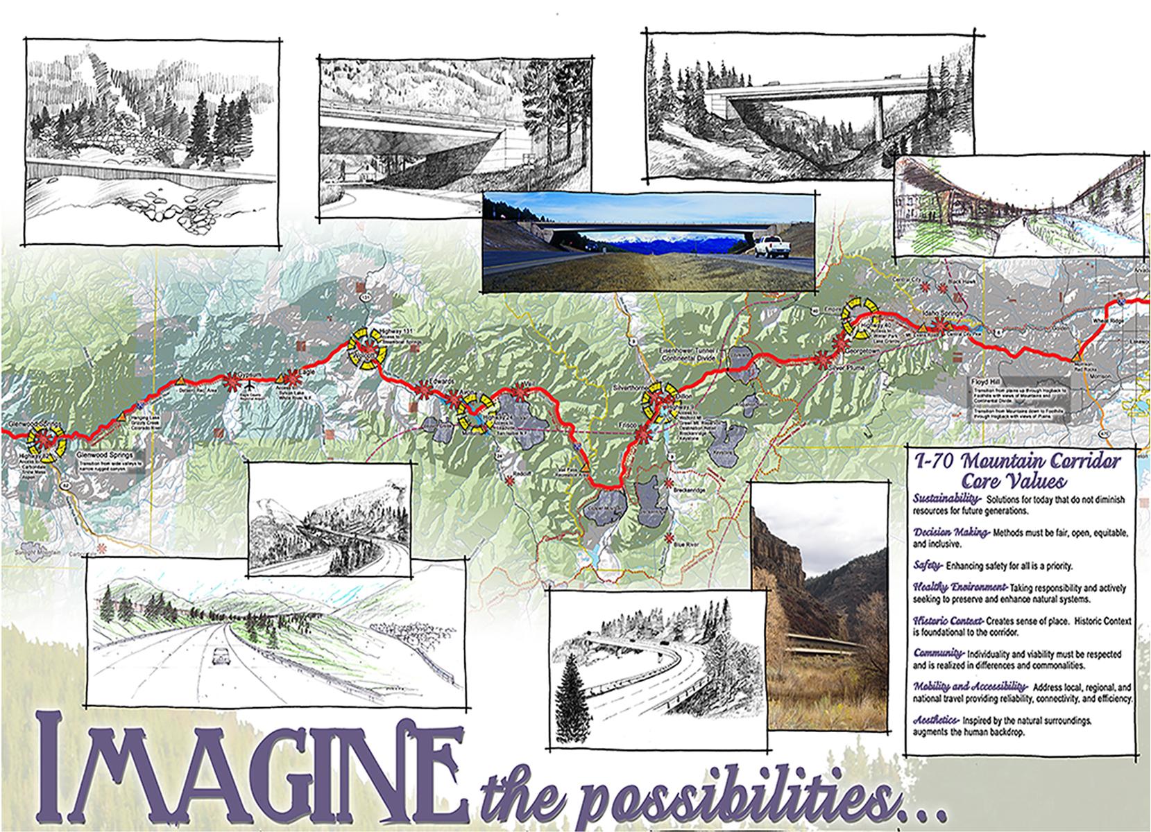 I-70 Mountain Corridor Aesthetic Guidance