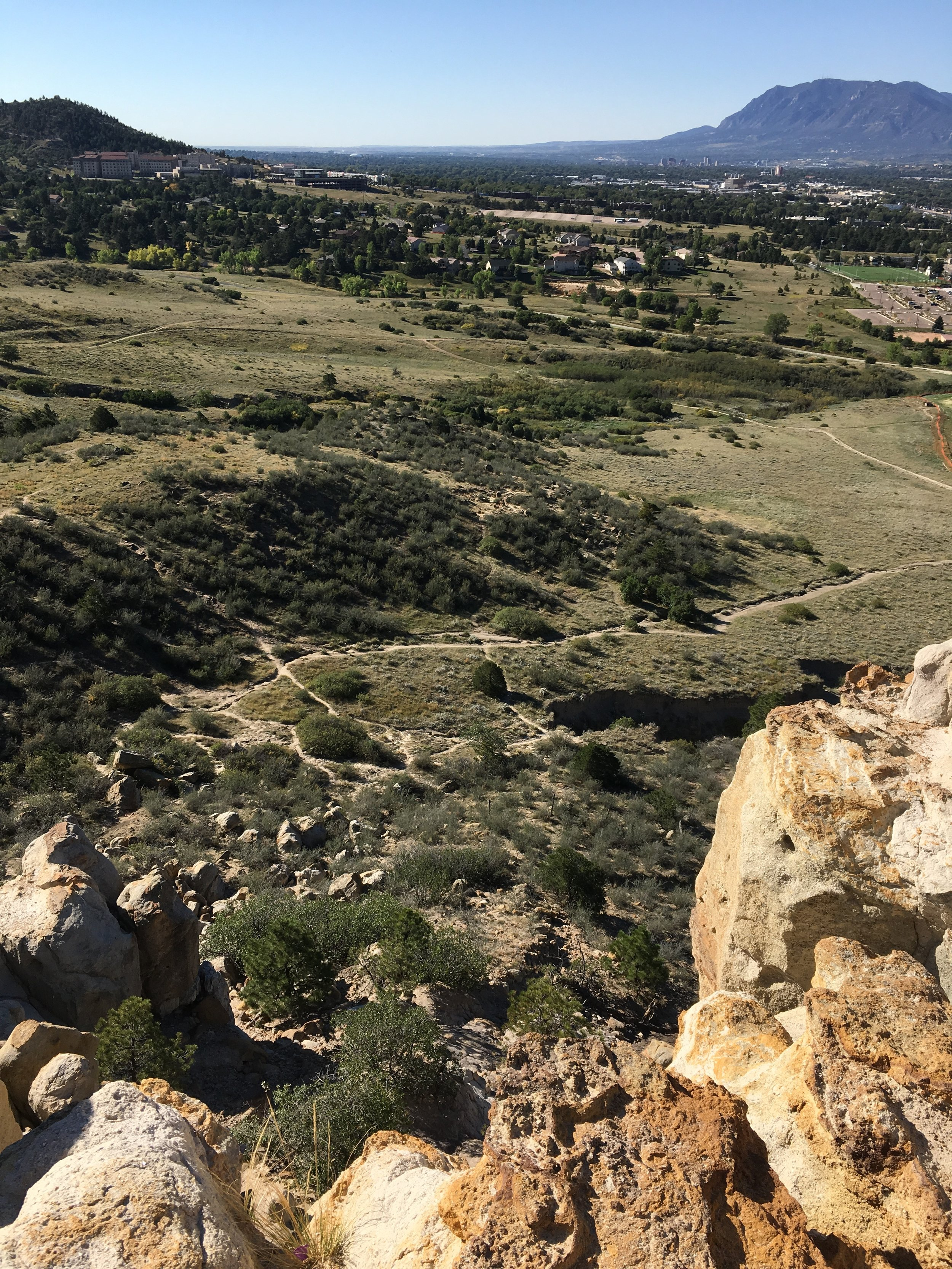 Austin Bluffs Open Space Management and Master Plan