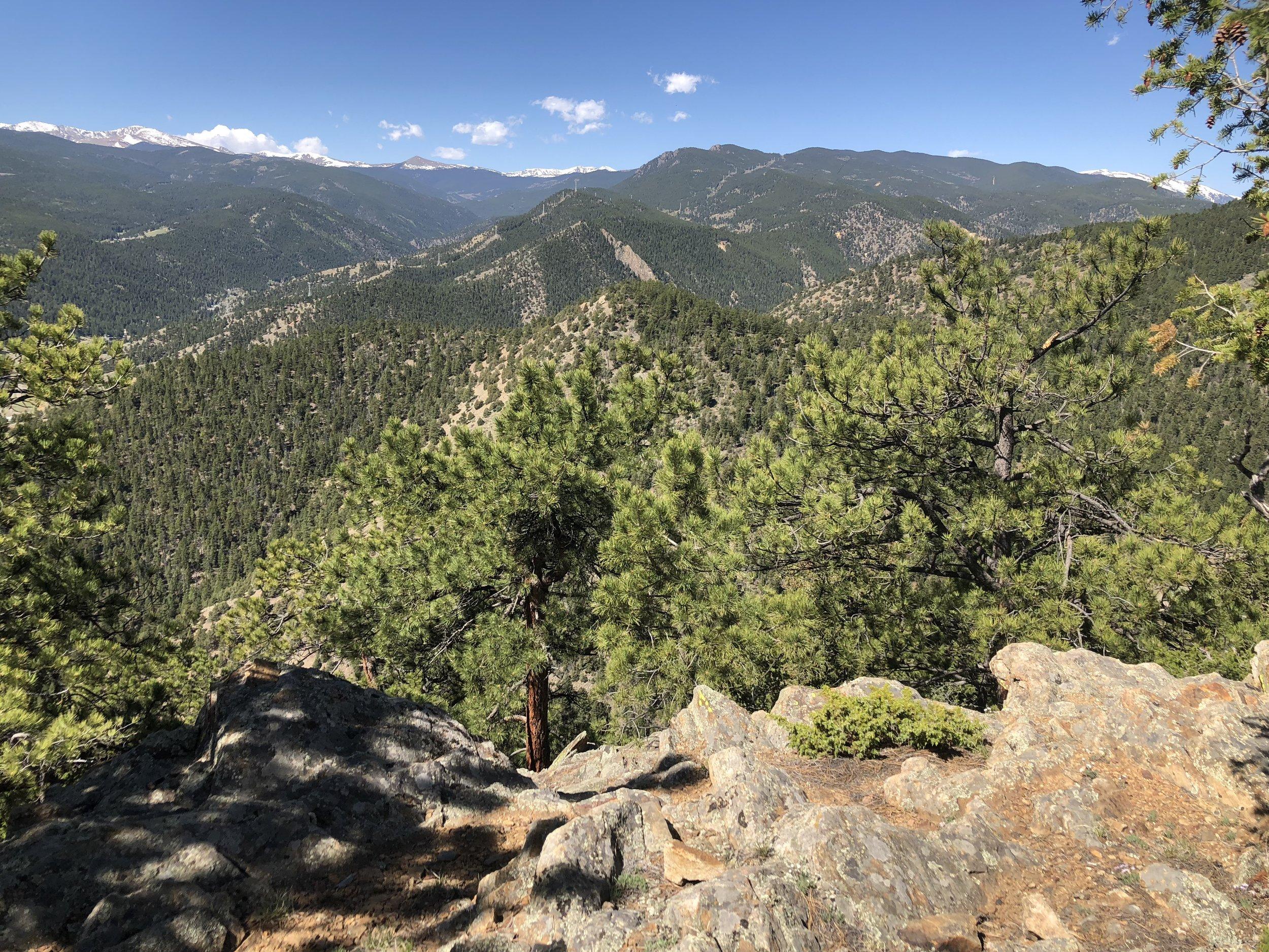 Virginia Canyon Mountain Park