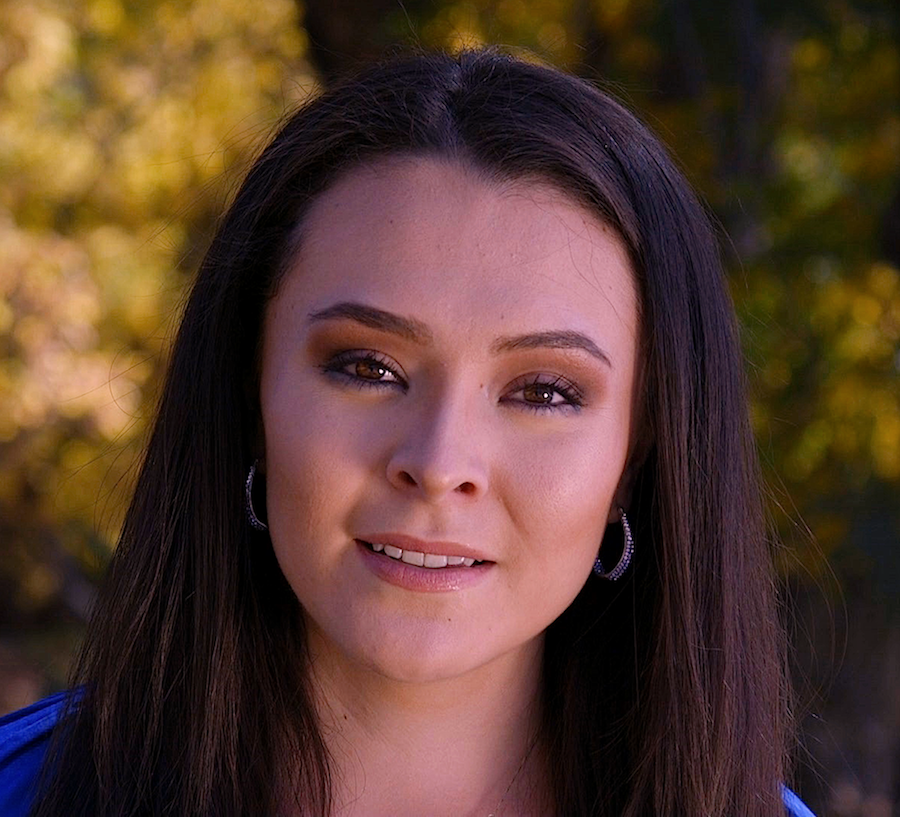Olivia Romo is from the village of Taos, in northern New Mexico. She is  Communications and Outreach Director at the New Mexico Acequia  Association. Olivia is a spoken-word artist and was named the New Mexico  State Champion of Slam Poetry in 2011.