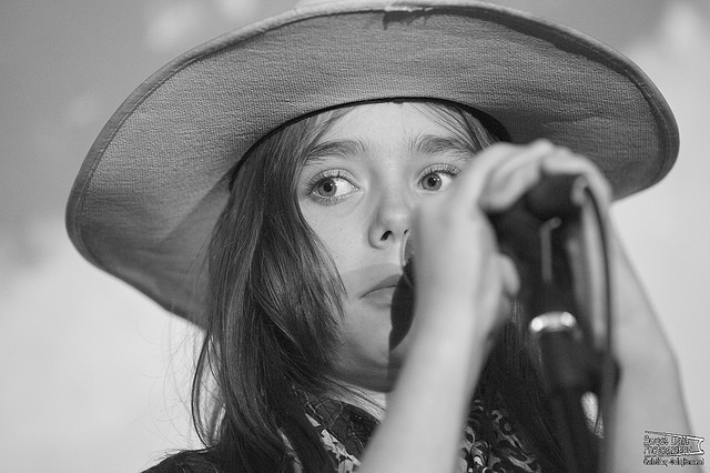 Young Buckaroo in the Talent Showcase by Charlie Ekburg