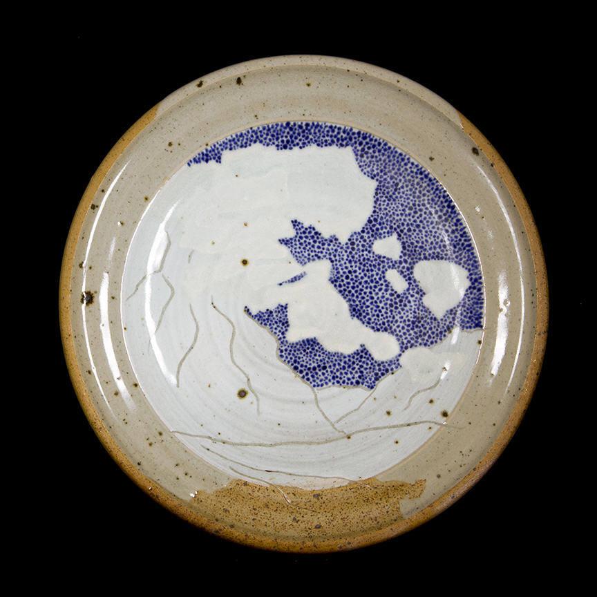 Penada Landscape Plate 5: purchase for $650 Stoneware (circa mid-1980s-1990s)