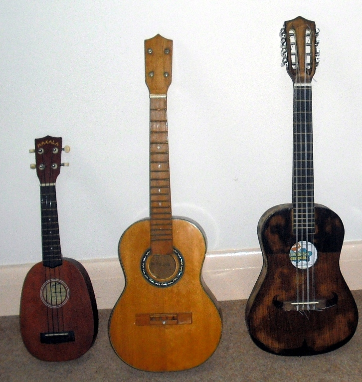 "Photo, ""3 Ukes"" by Emma Dusepo - Own Work, CC BY-SA 3.0 (httpscommons.wikimedia)"