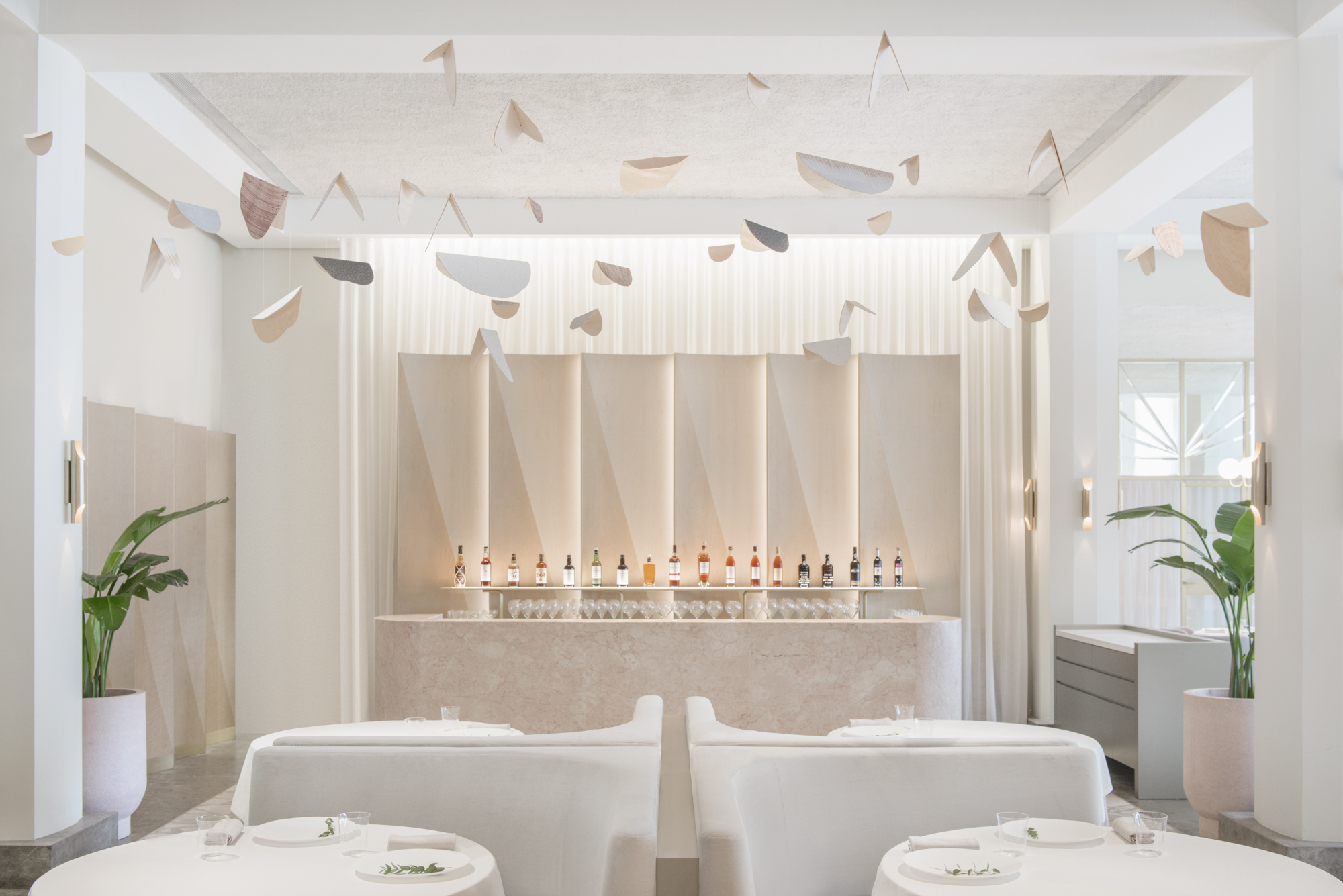 Odette, one of the several F&B outlets at the gallery. Photo: National Gallery Singapore