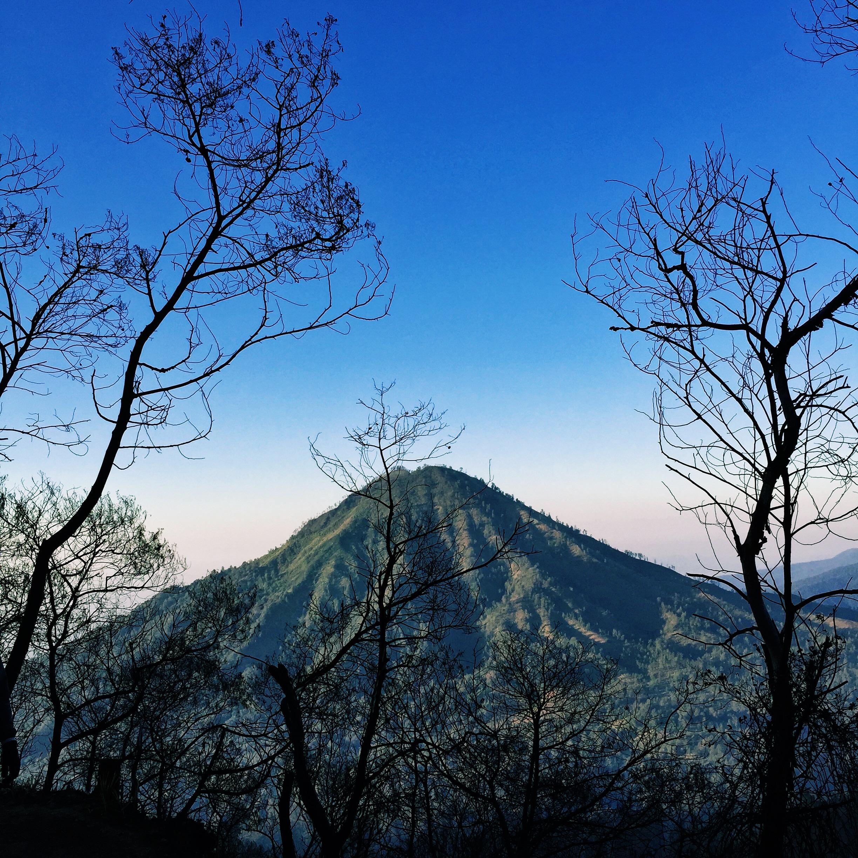 Mt. Ijen. Photo credit mrbrown