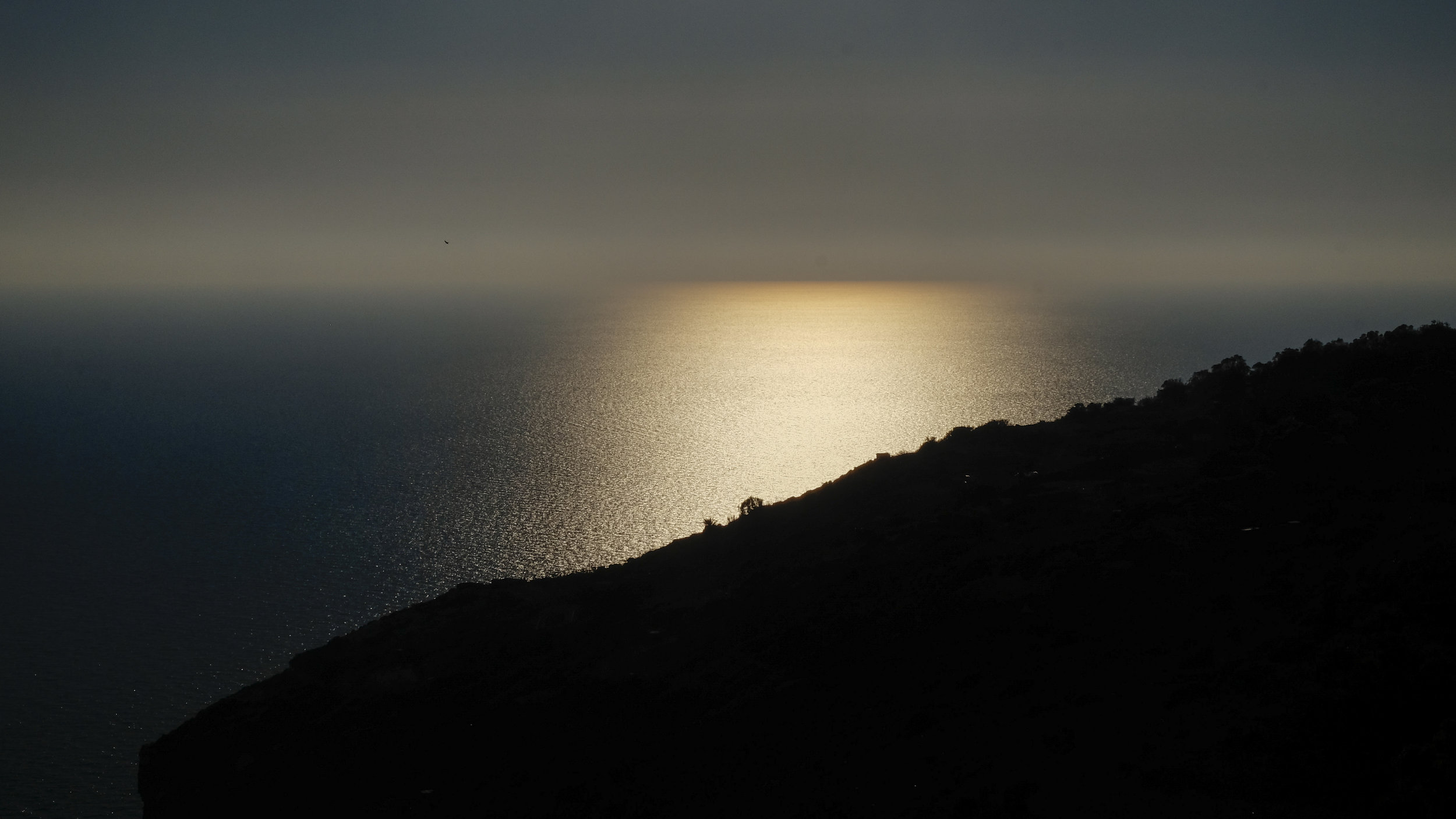 Sunset off Dingli Cliffs