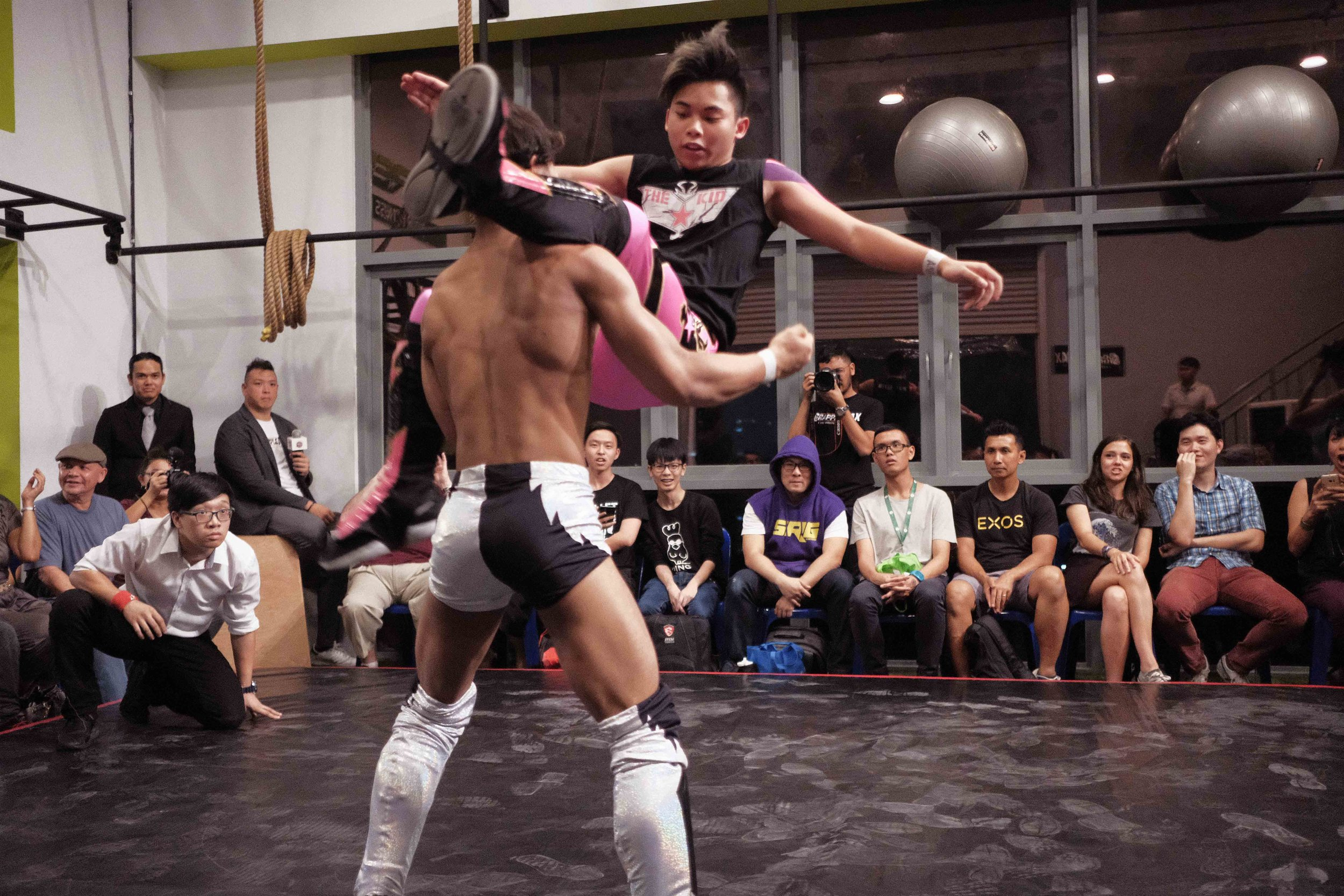 Photo: Marc Nair - Causeway Jam, 16 March 2018, Grapple MAX dojo