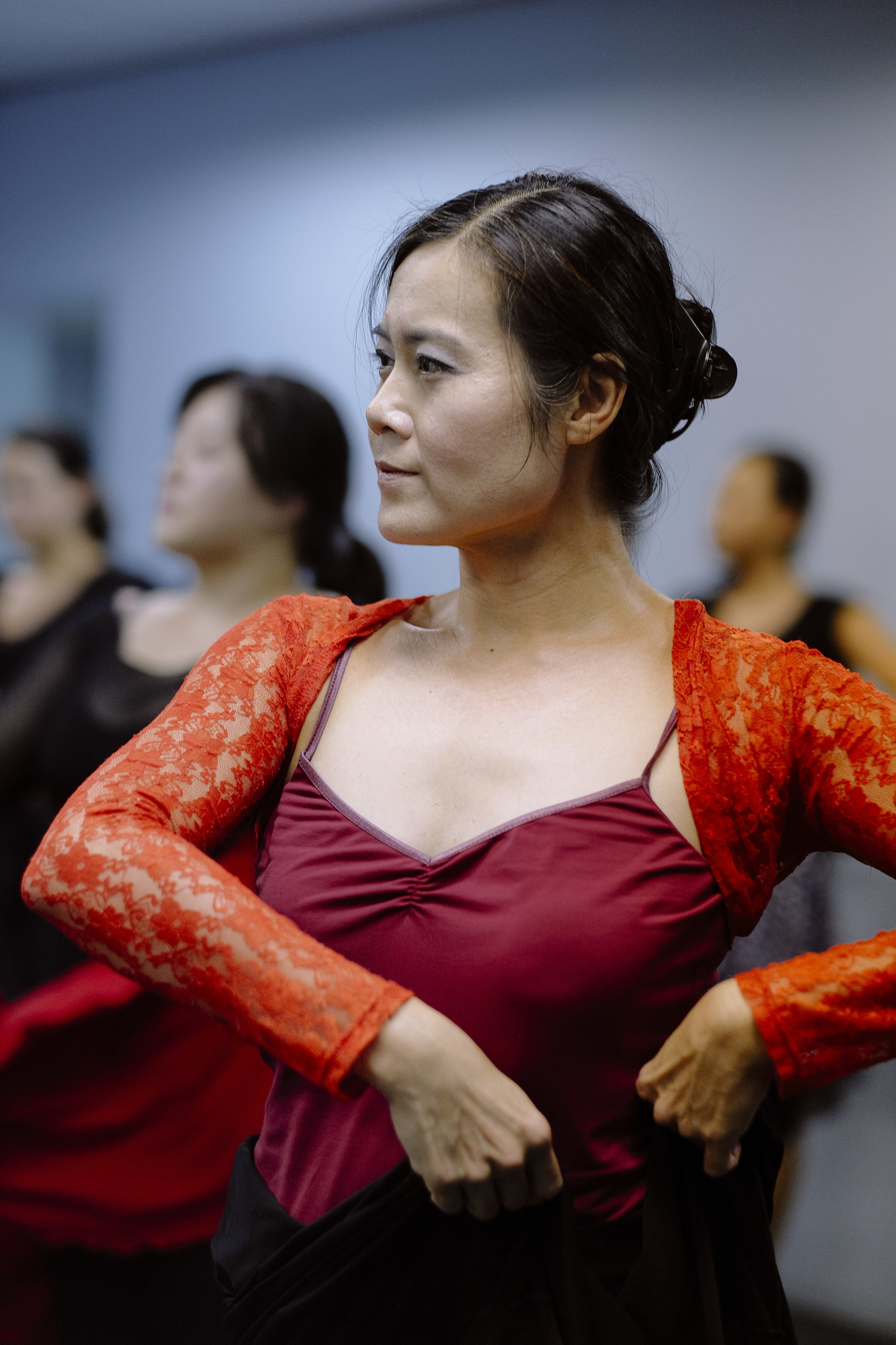 Tania Goh's earliest flamenco lessons were almost accidental. Photo: Marc Nair.
