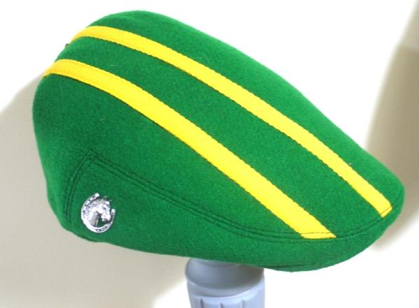Polo Flat Cap