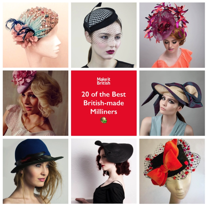 british made millinery best kempadoo millar headwear make it british