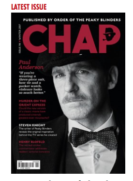 the chap magazine british made headwear kempadoo millar flat cap