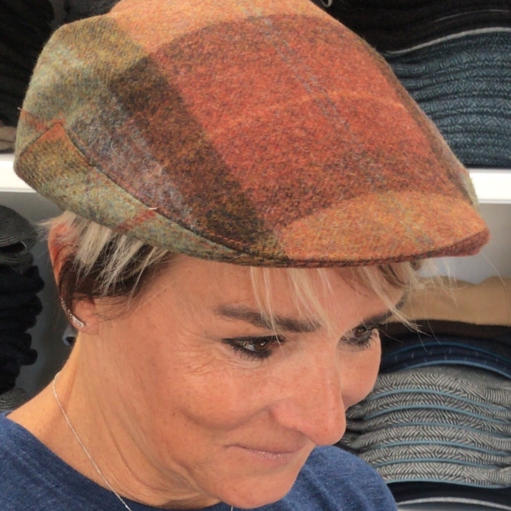 - I was so excited to buy a genuine Yorkshire flat cap for my husband while visiting the UK from Australia . Fab choices and colours. Can't wait to spread the word about these great caps back home!' Kim Akkermans Sydney Australia