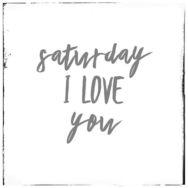 Weekends are simply the best 🙌 . . . #weekendvibes #saturdaylove #enjoyyourweekend #playandrest #smallbusiness #smallbusinessassistant