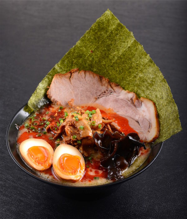 Red Spicy Tonkotsu KING Special ($17.90)