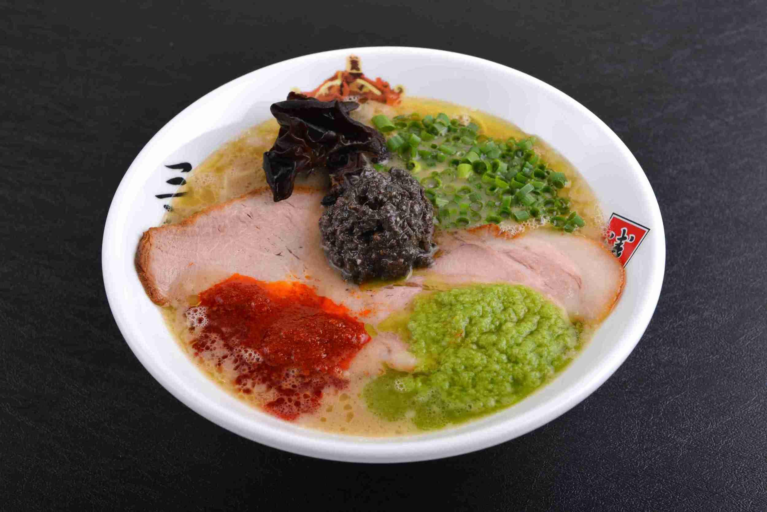 Tonkotsu Ramen SANJYA ($13.90)