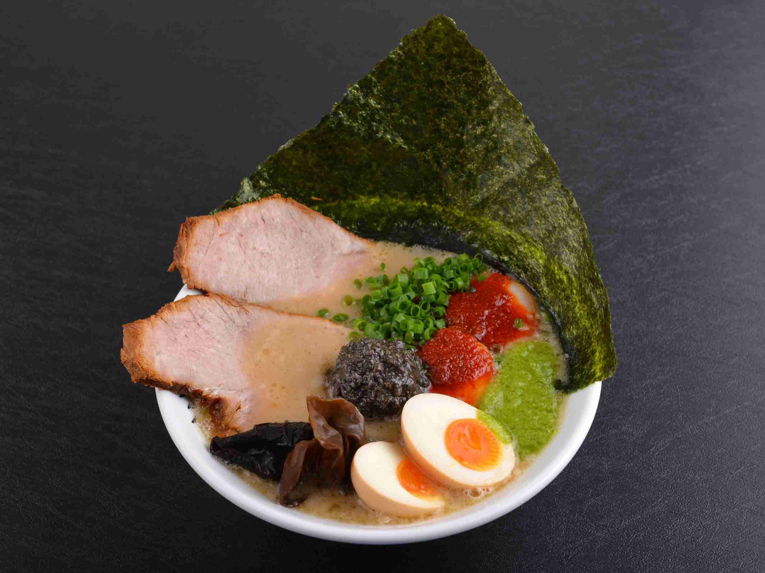 Tonkotsu Ramen SANJYA Special ($18.90)