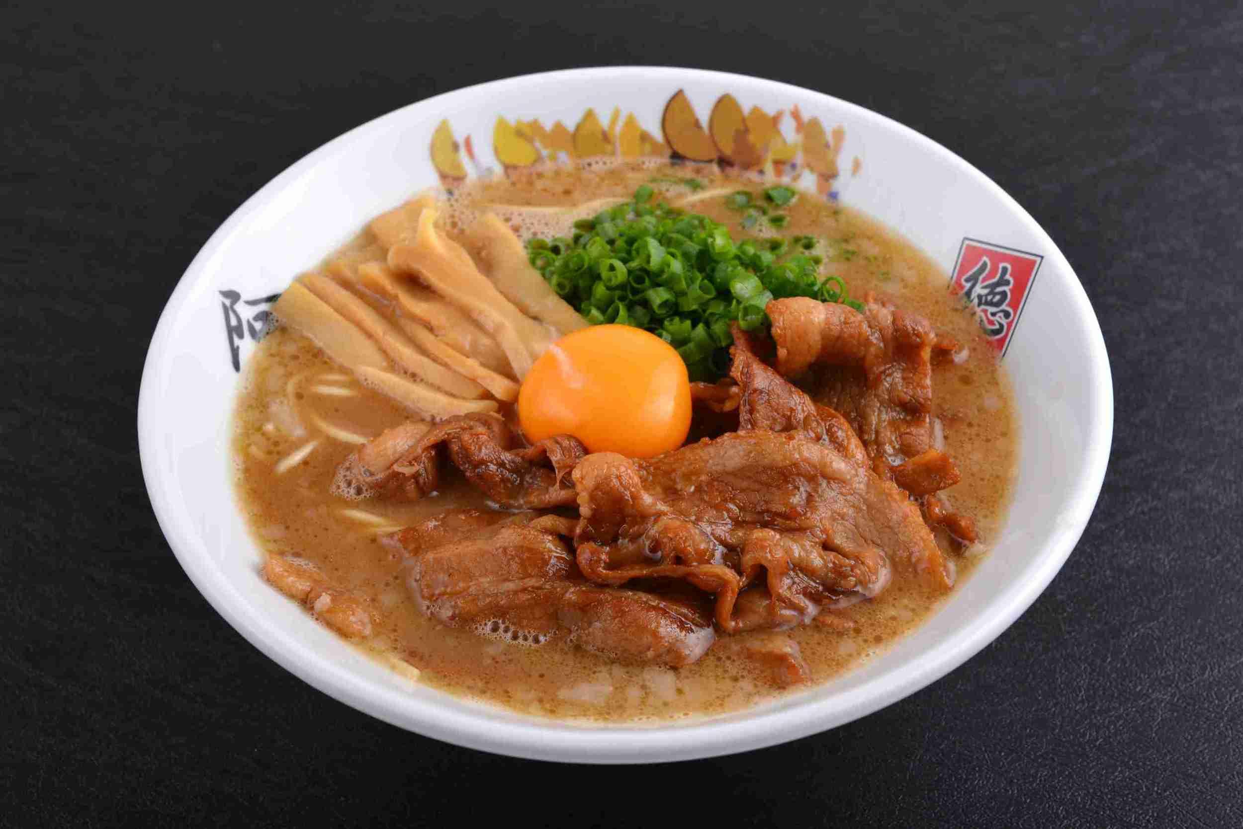 Tonkotsu Ramen AWAODORI ($13.90)