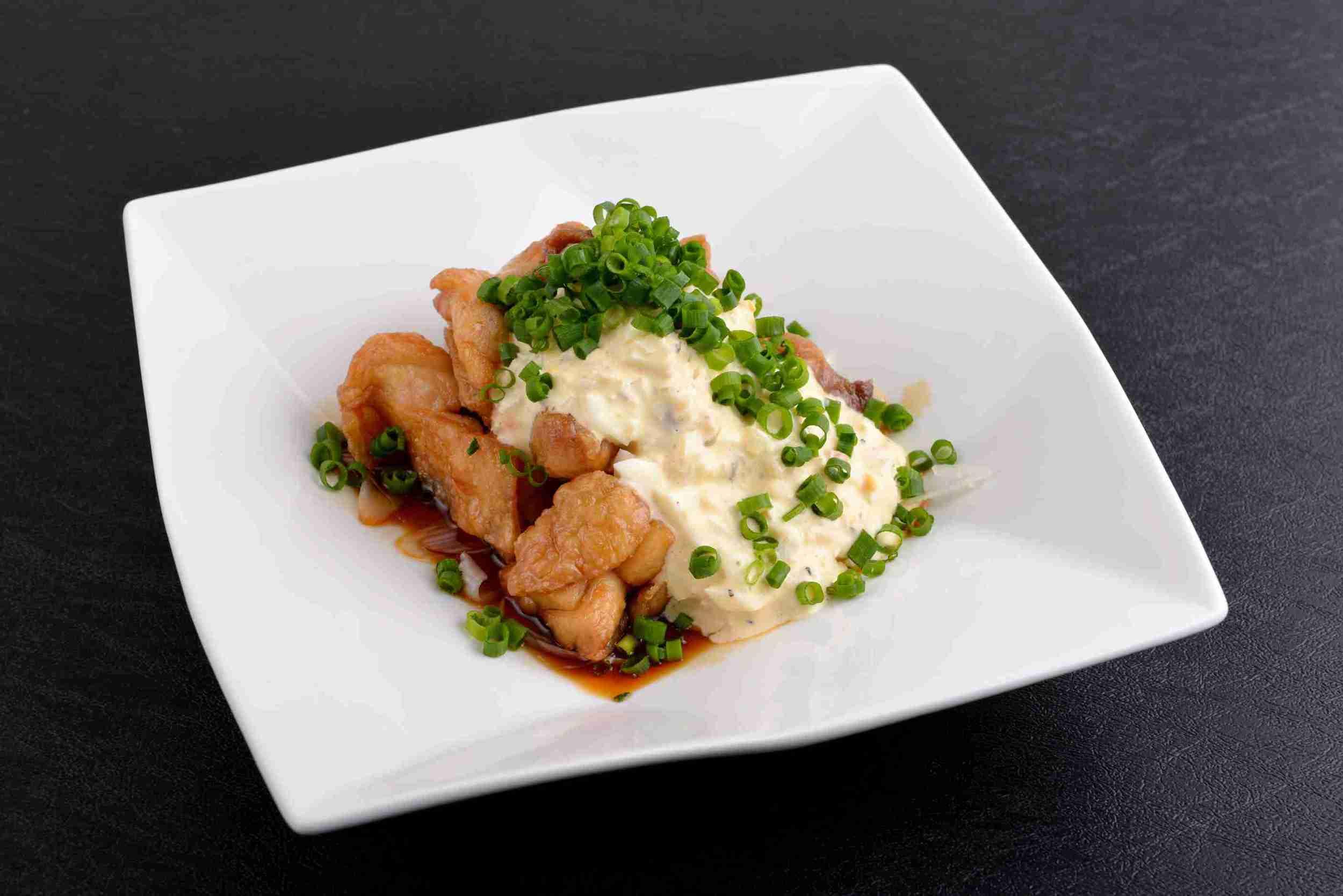 Chicken Nanban with Tartar Sauce ($9.00)