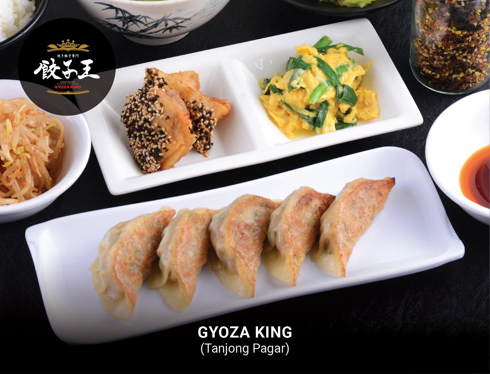 Gyoza King (Tanjong Pagar)
