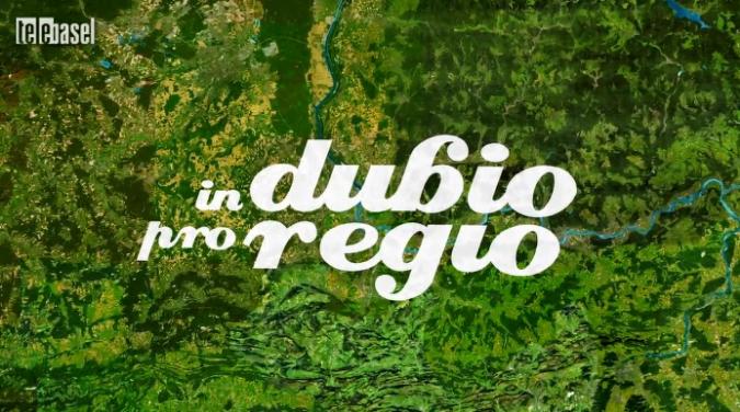 "Telebasel ""In Dubio Pro Regio"", 27.03.2015  Kamera: Tobias Poppinger Auftraggeber und Produktion: Telebasel"