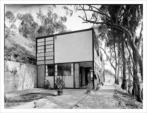 Charles and Ray Eames | creative conservation blueprints