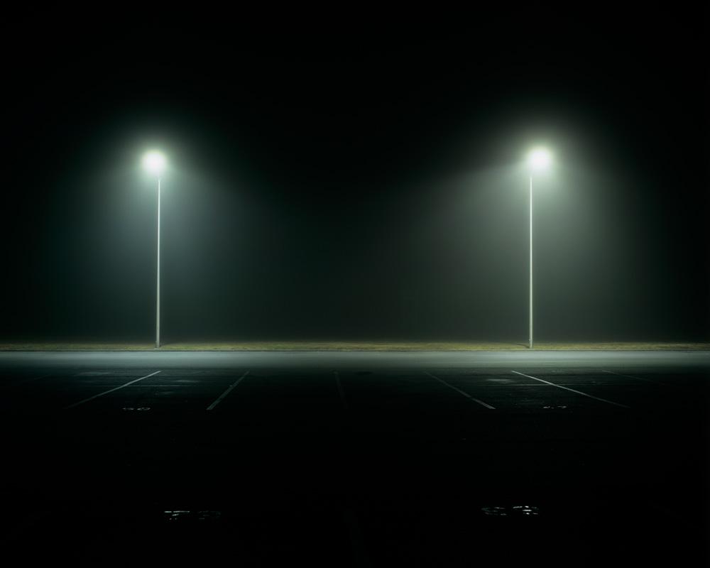 Two Streetlights