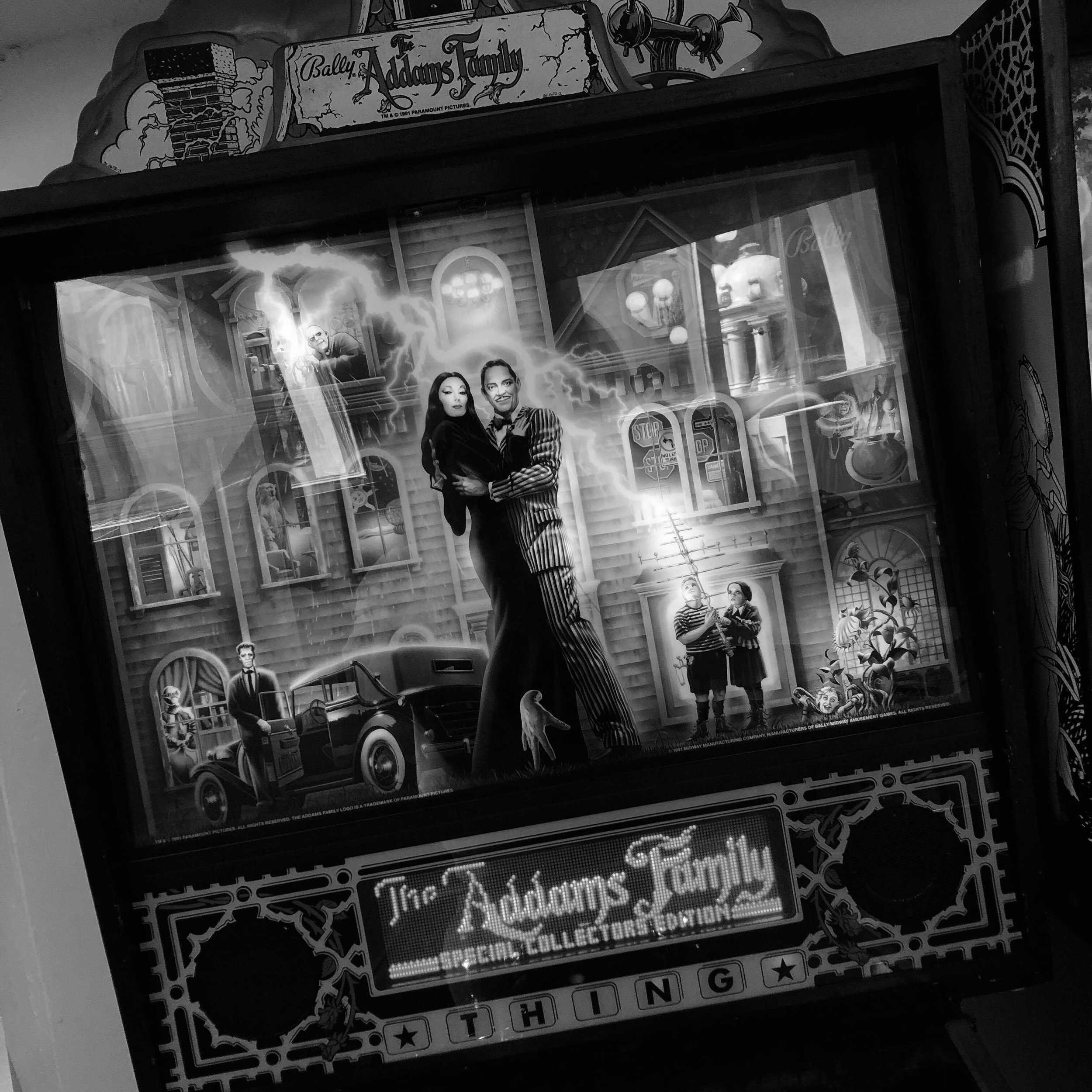 THE ADDAMS FAMILY - WILLIAMS - 1992