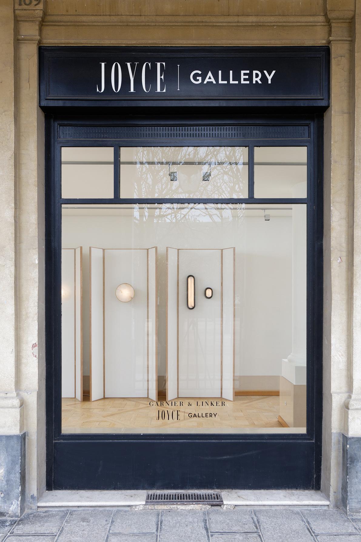 SOLO SHOW / Joyce Gallery, March 2018, Paris - France