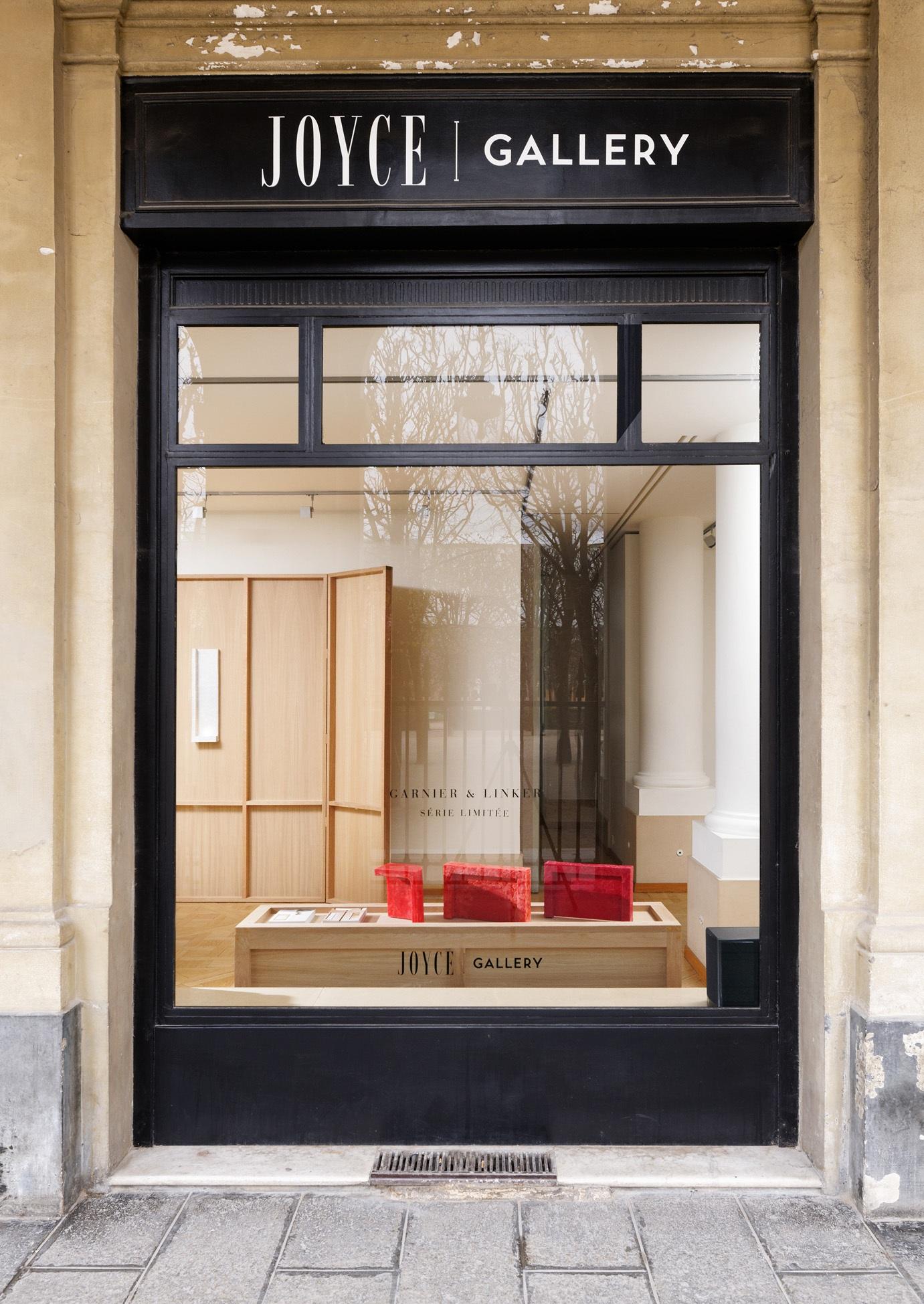 SOLO SHOW / Joyce Gallery, March 2019, Paris - France