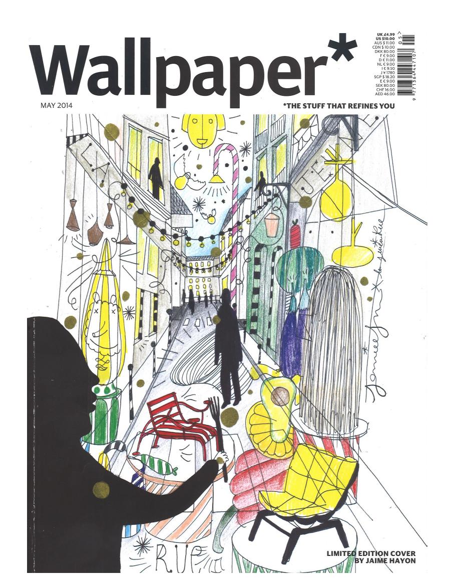 Wallpaper, UK 2014