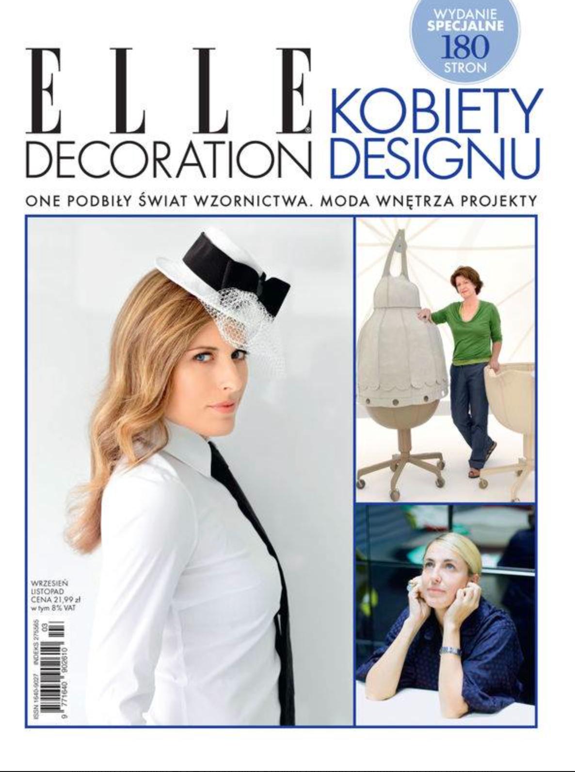 Elle Decoration Poland 2016