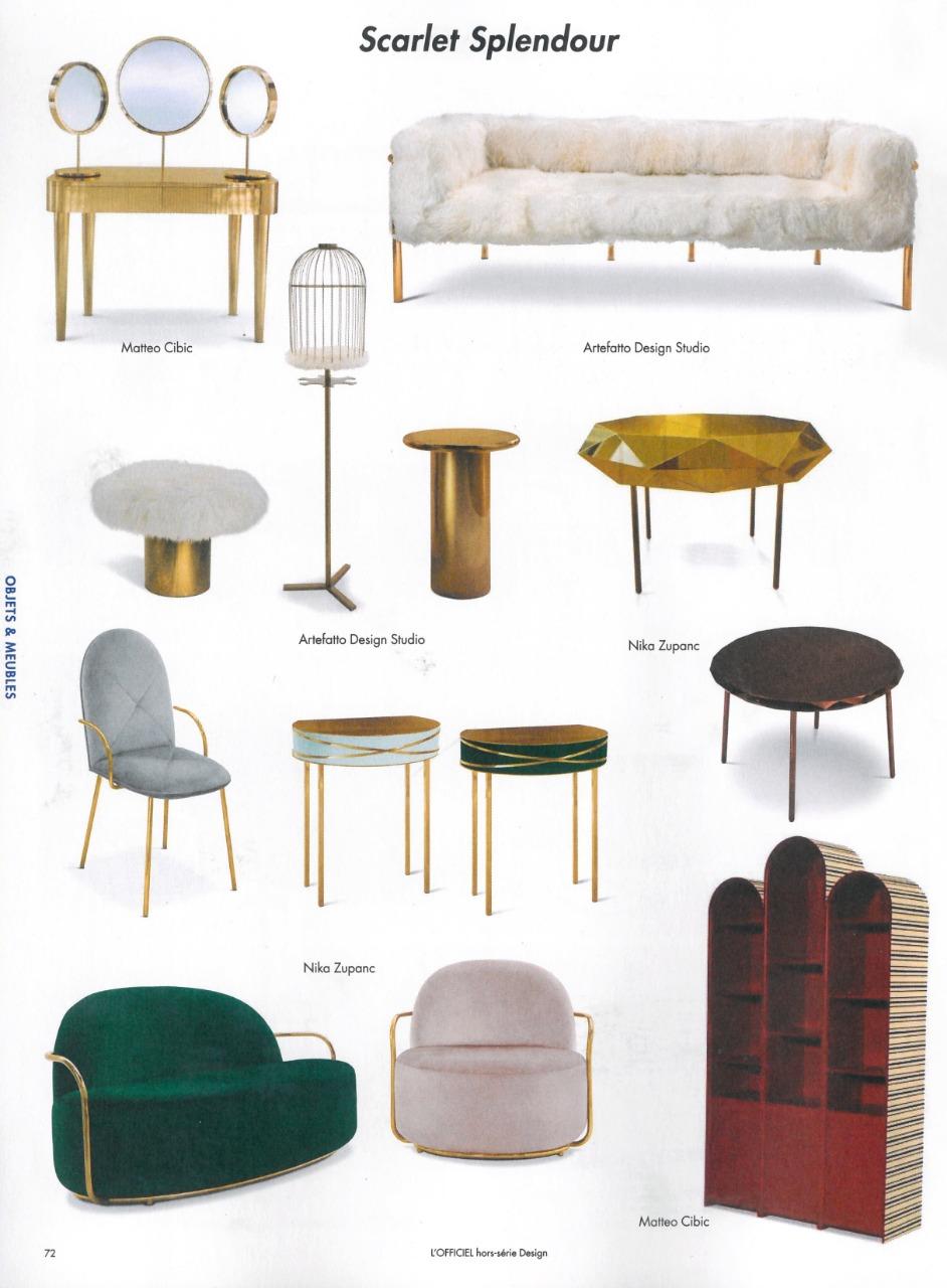 L'OFFICIEL / Design 2018