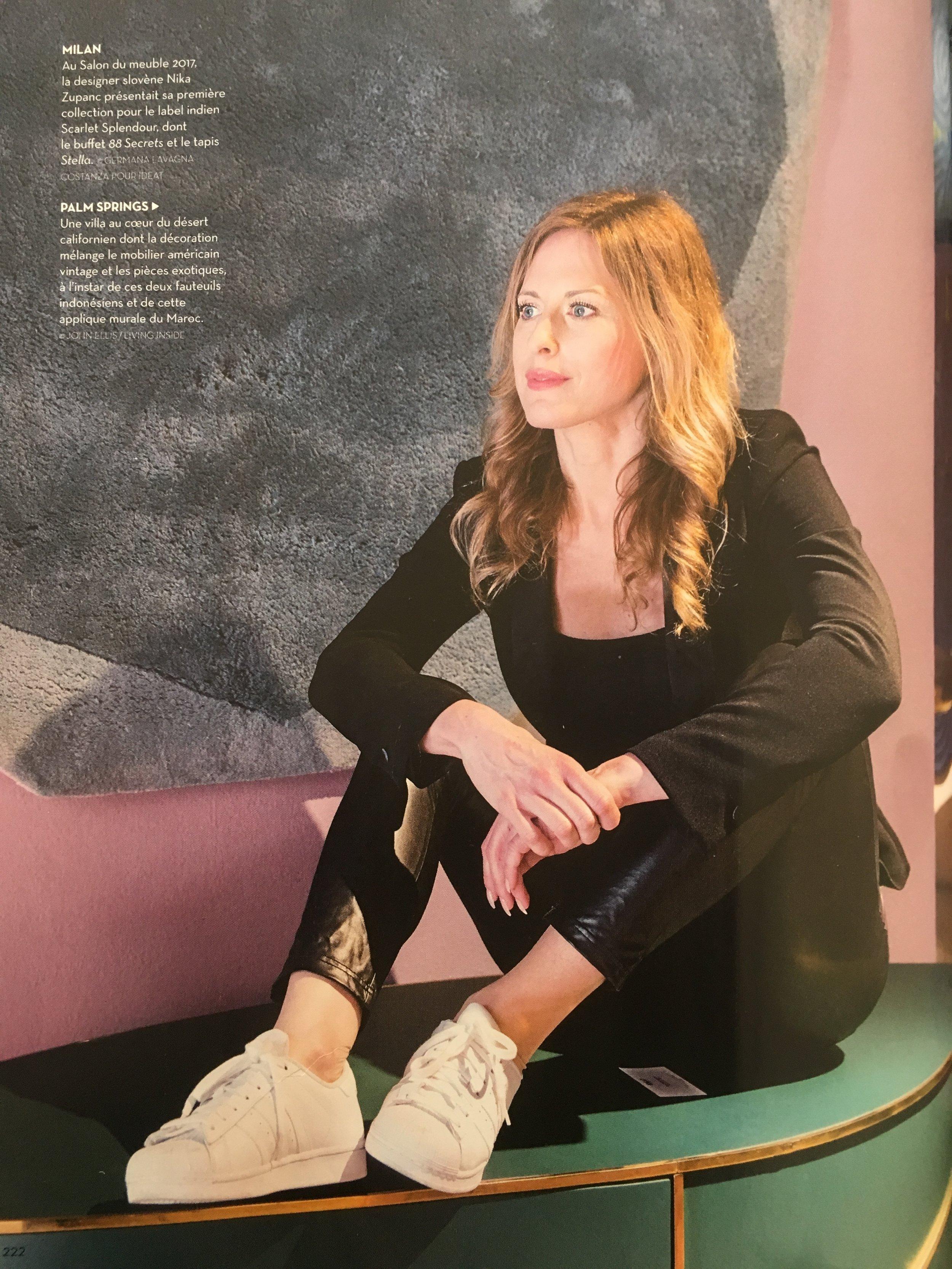 Ideat Magazine, France 2019