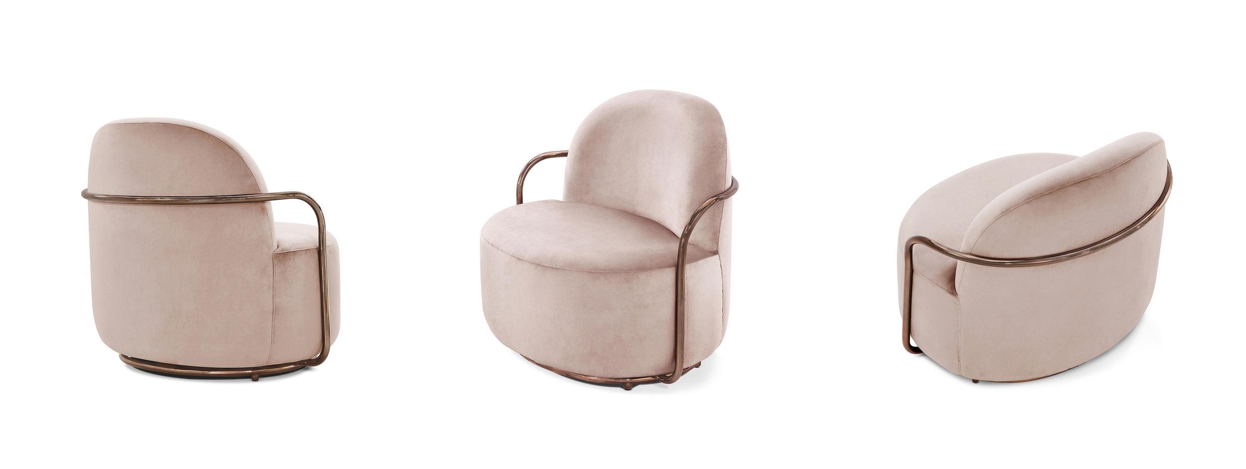 Orion Lounge Chair Blush Rose trio.jpg