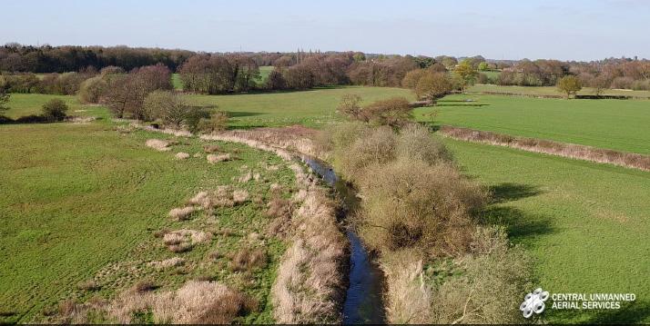 Aerial video still Image