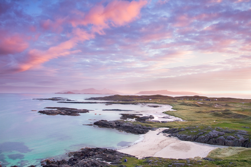 Dawn over Sanna Bay, Ardnamurchan