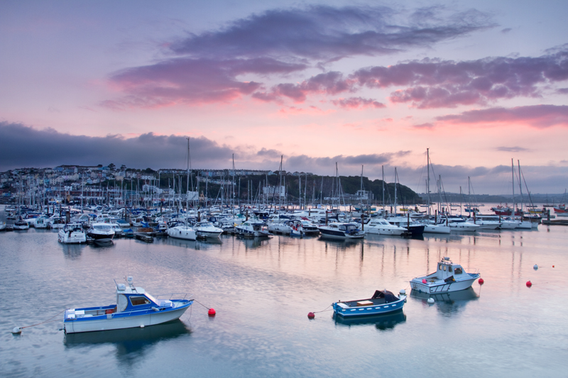 Last Light, Brixham Marina