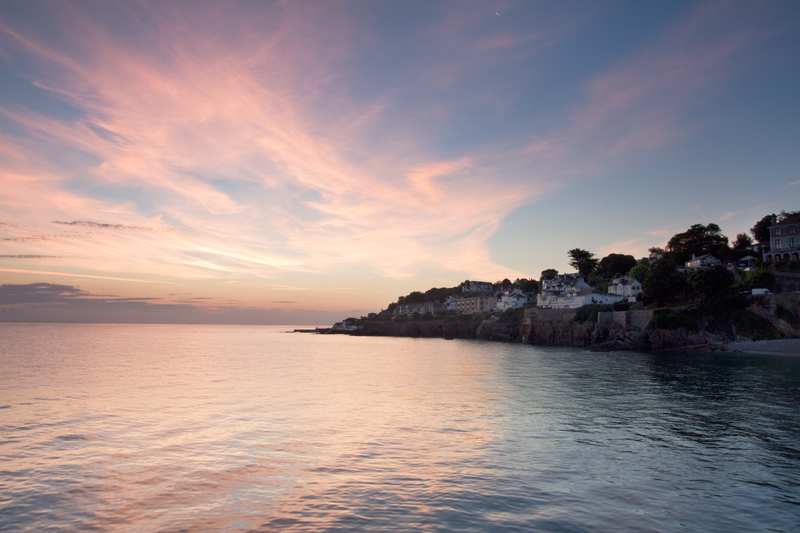 Dawn Over Devon, Brixham