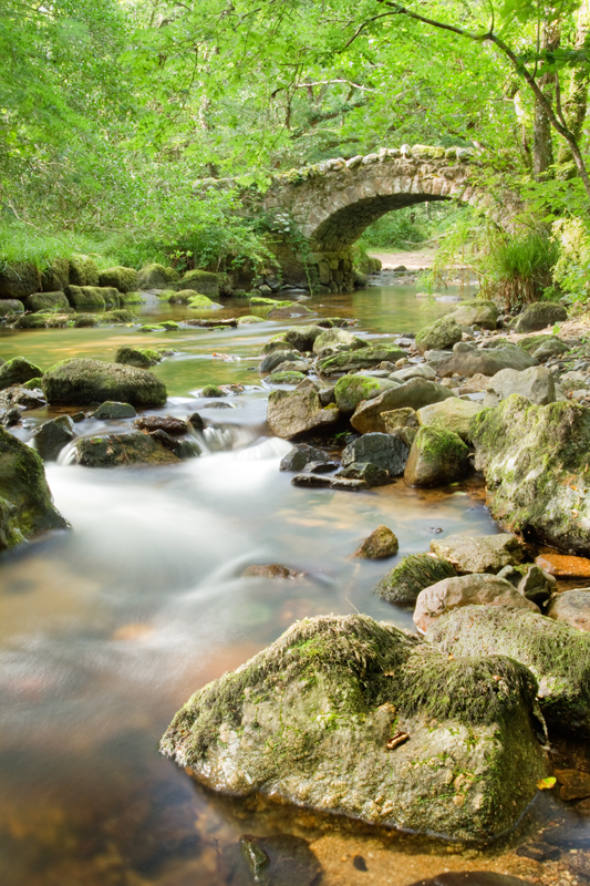 Hisley Bridge, Dartmoor