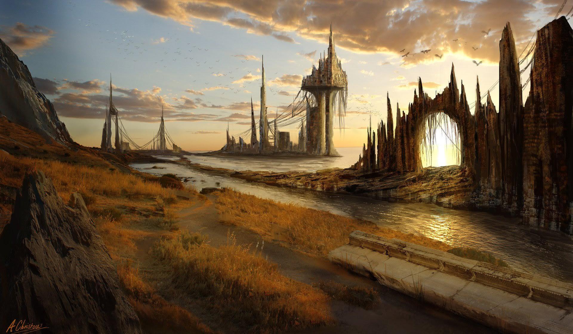 'Atlantian City' by Anthony Christou