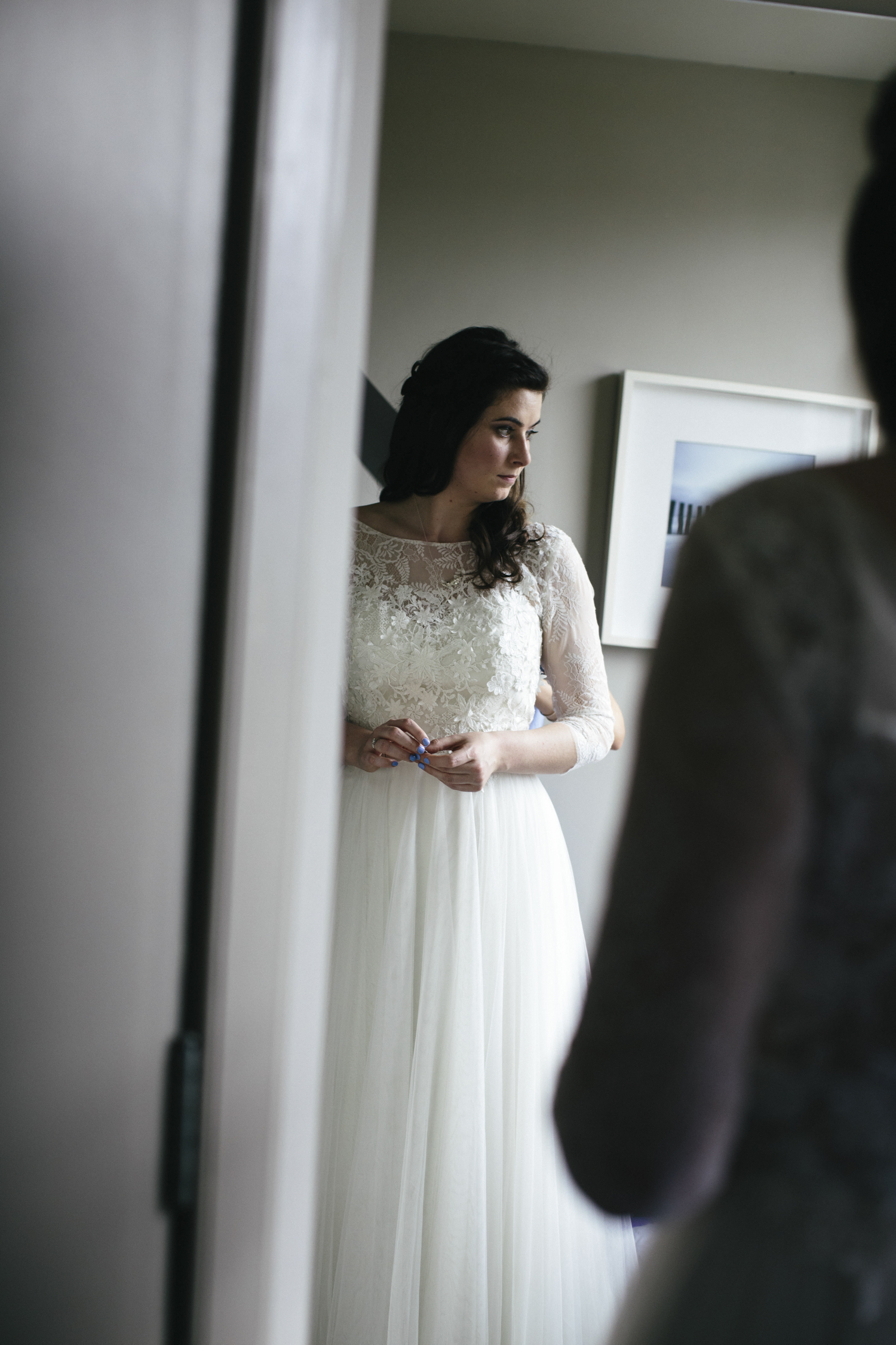 Quirky Wedding Photography Edinburgh Dovecot Studios 004.jpg