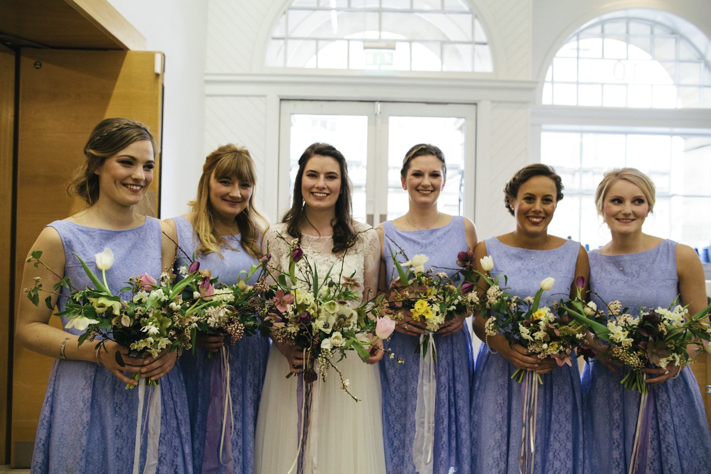 Quirky Wedding Photography Edinburgh Dovecot Studios 041.jpg