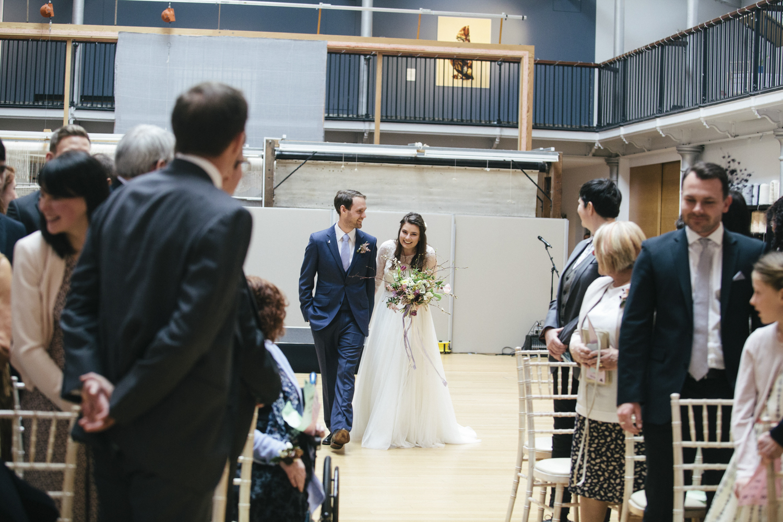 Quirky Wedding Photography Edinburgh Dovecot Studios 042.jpg